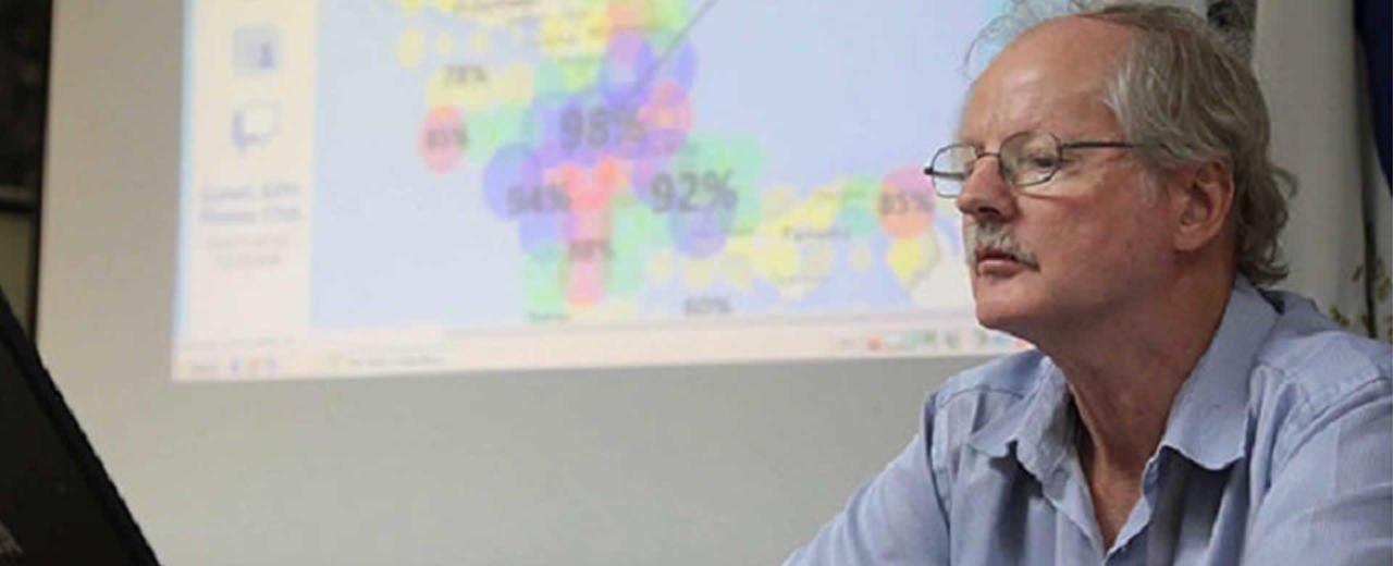 Doctor Wilfried Strauch es nombrado Presidente del Sistema de Alerta y Mitigación de Tsunami en el Pacífico
