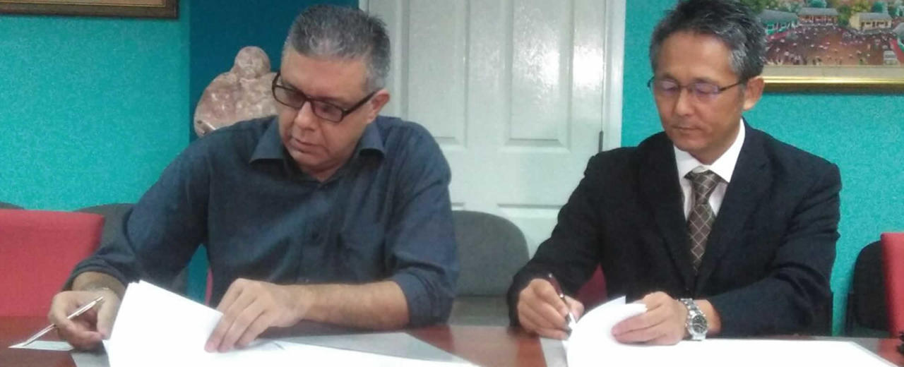 JICA firma convenio con Nicaragua para mejorar sistema de agua potable en Managua