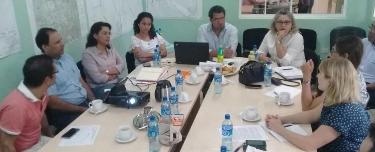 Banco Alemán de Desarrollo (KFW) y ENACAL evalúan Programa de Agua Potable en Granada