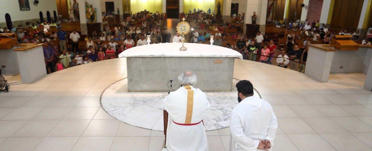 Nicaragua unida en oración por las víctimas del Terremoto en México y el Huracán María