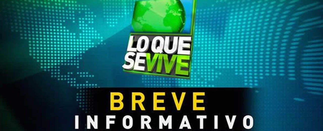 Breve informativo Mediodía (10/12/2017)
