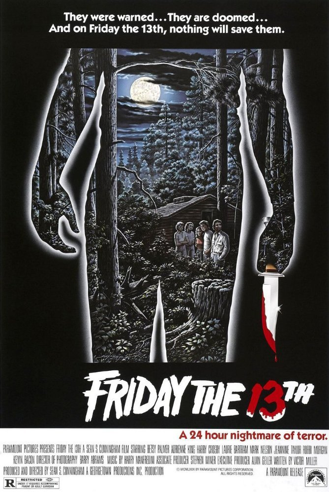 Viernes del 13 - Friday the 13th