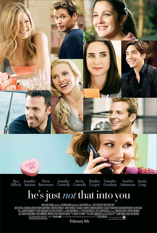 Cine del 13 - He's Just Not That Into You