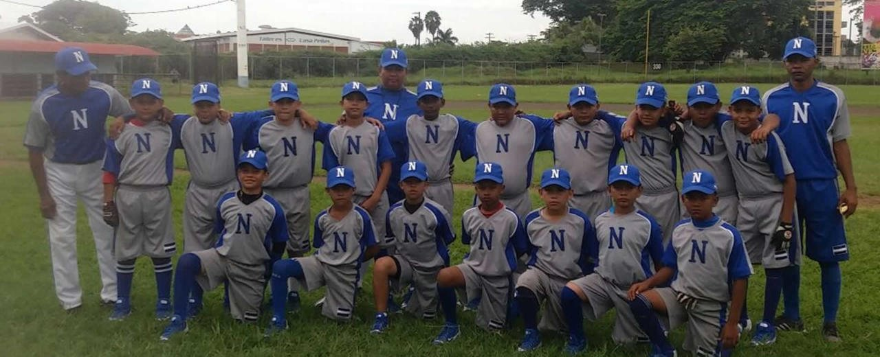"""Selección de Béisbol Infantil """"A"""", está lista para el Campeonato Panamericano"""