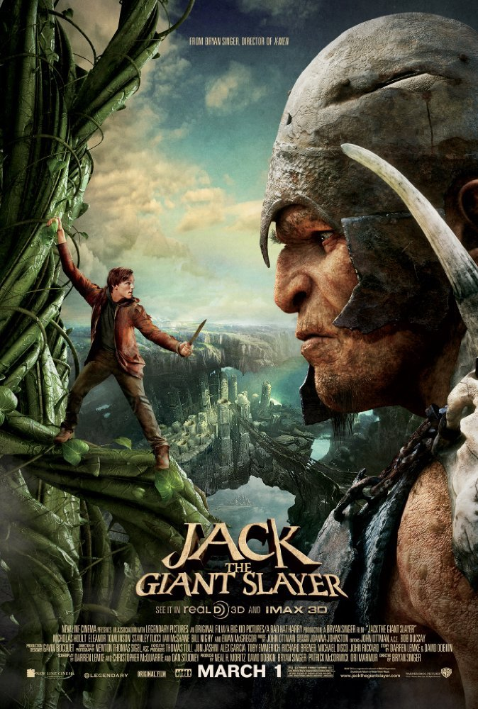 Cine del 13 - Jack the Giant Slayer