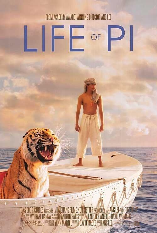 Cine del 13 - Life of Pi