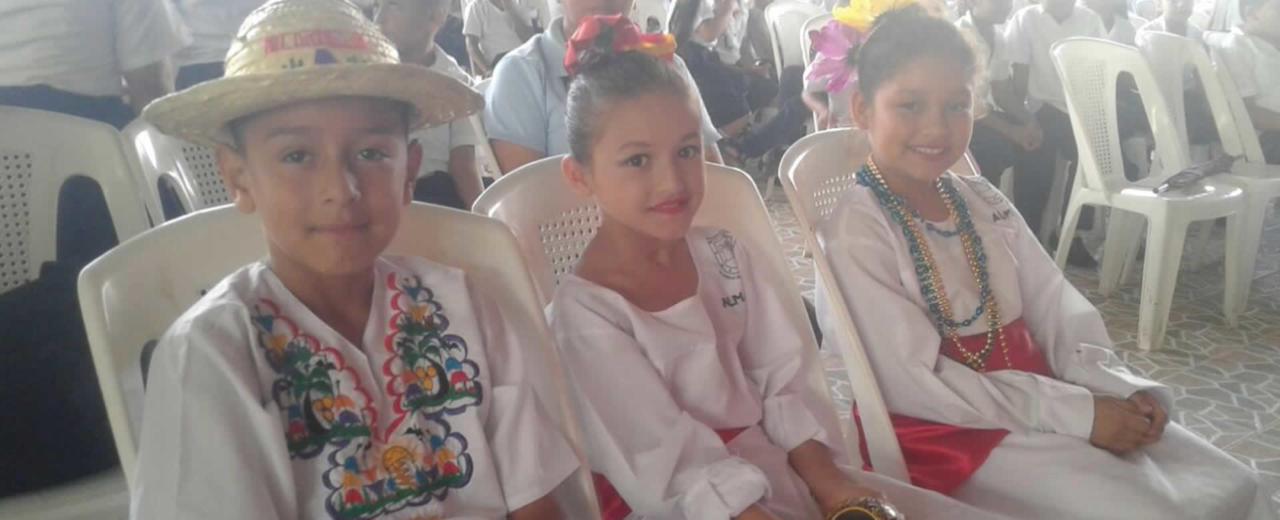 """Niñ@s de Matagalpa celebran el """"Día Internacional de la Paz"""""""