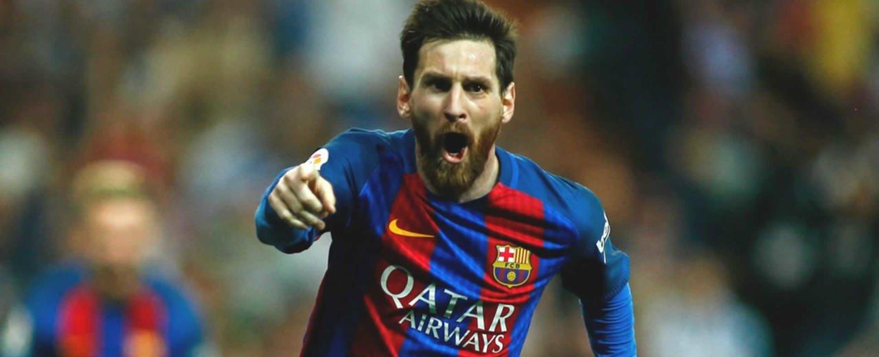 Messi bate su récord de goleador en La Liga