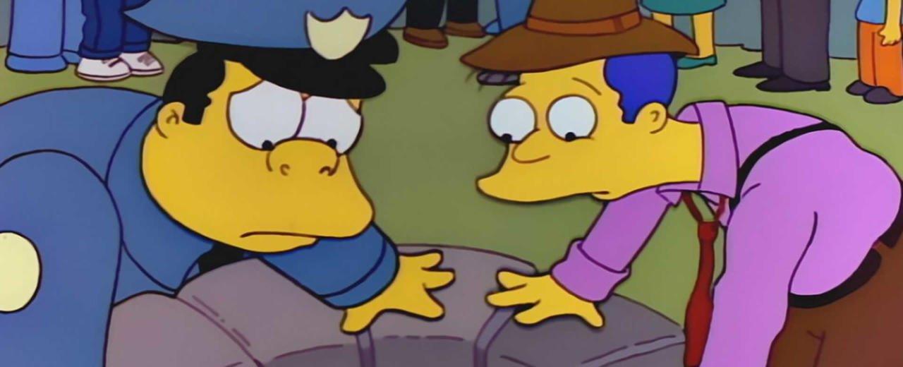 """Los Simpson predijeron el caso de la """"niña atrapada bajo los escombros"""" en México"""