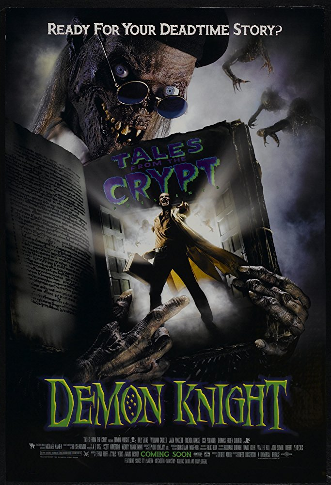 Viernes del 13 - Tales from the Crypt: Demon Knight