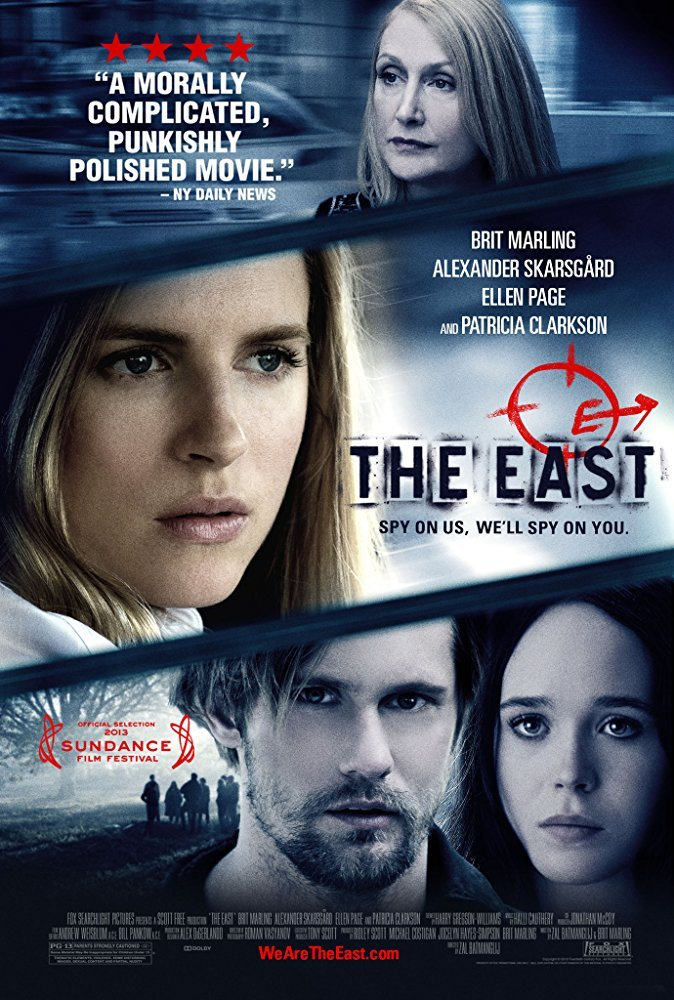 Cine del 13 - The East
