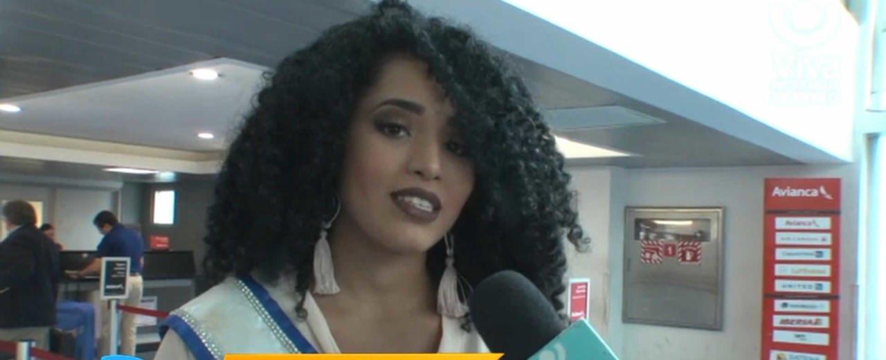 Miss Mundo Nicaragua promete cautivar al jurado con su originalidad