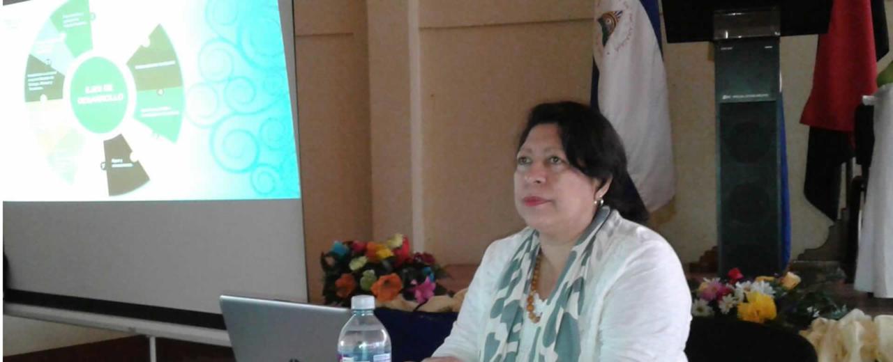INIFOM presenta Plan de Desarrollo a autoridades del Caribe Sur