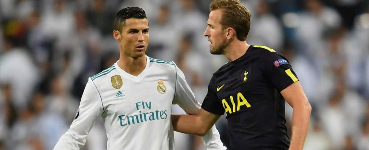 Real Madrid y Tottenham con un empate intenso en la Champions League