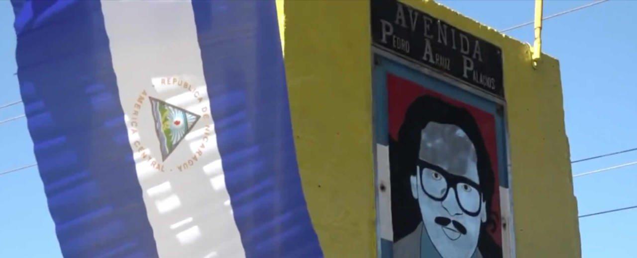 Leoneses rememoran 40 aniversario del paso a la inmortalidad del Comandante Pedro Aráuz Palacio