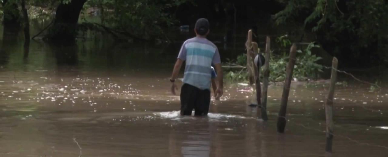 Comupred de Matagalpa brinda informe de las afectaciones por las lluvias