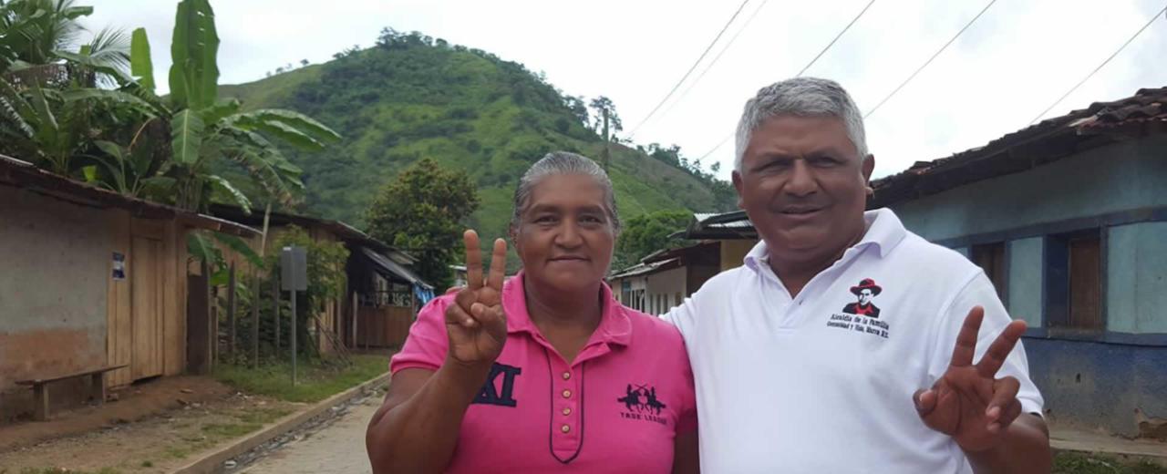 FSLN continúa desarrollando el progreso en el municipio de Murra