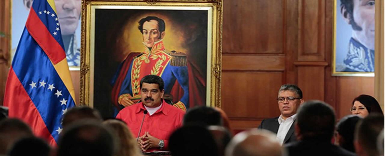 Venezolanos ratificaron sus ideales a pesar de la presión norteamericana