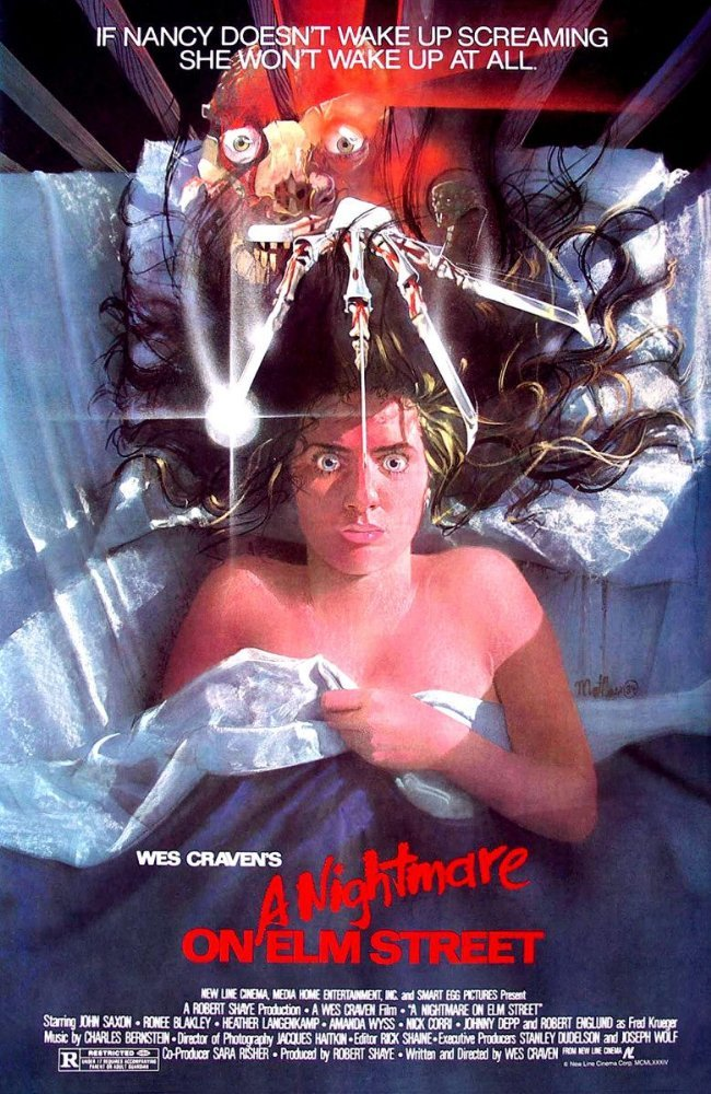 Cine del 13 - A Nightmare on Elm Street