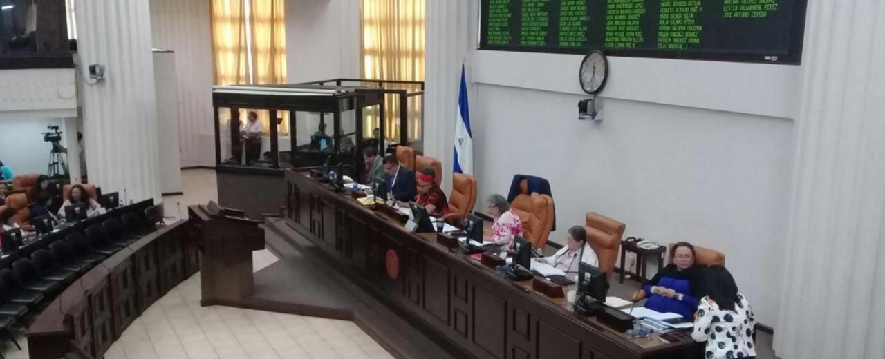 Asamblea Nacional aprueba la Reforma al Presupuesto General de la República 2017