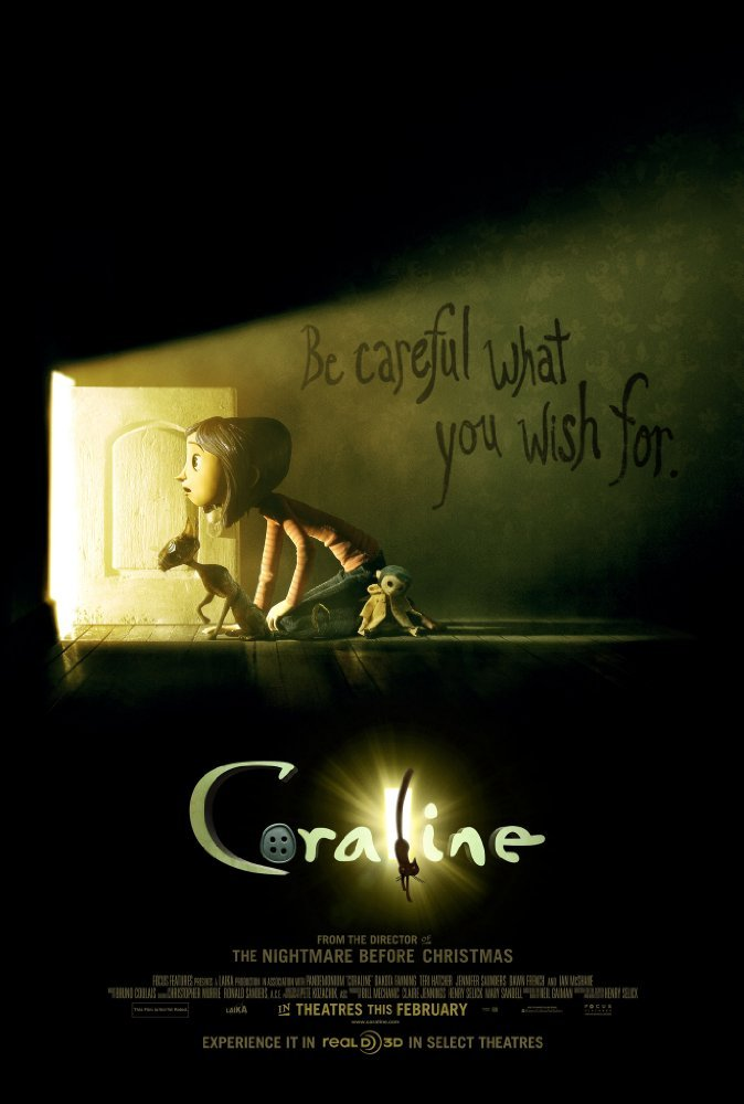 Cine del 13 - Coraline