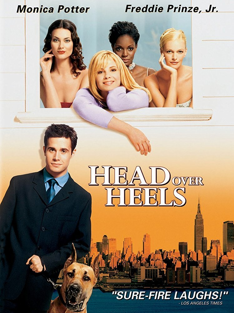Cine del 13 - Head Over Heels