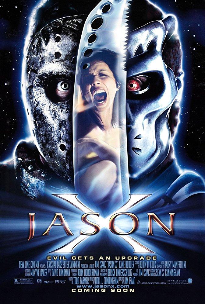 Cine del 13 - Jason X