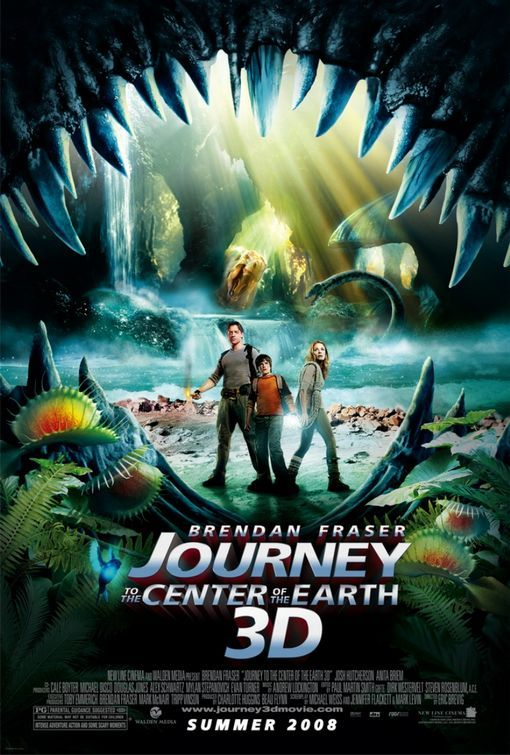 Cine del 13 - Journey To The Center Of The Earth
