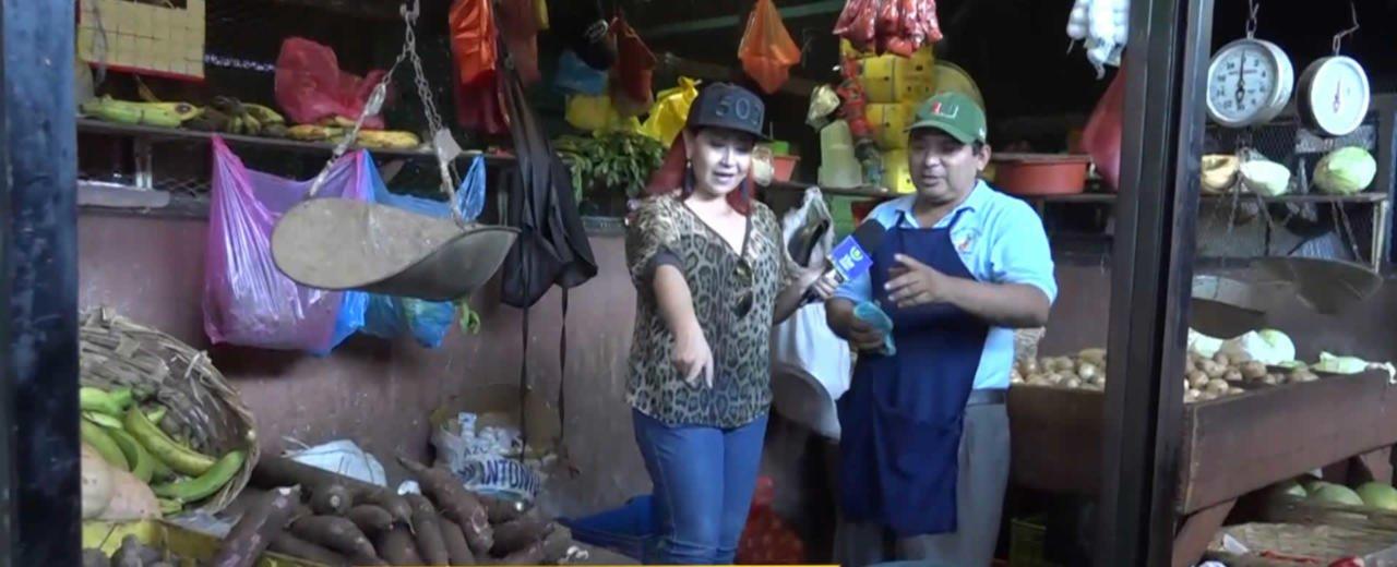 Mercado Candelaria una alternativa de compras