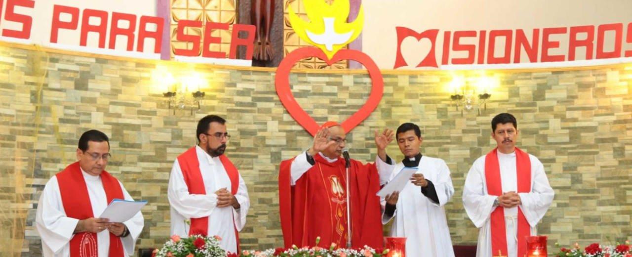 Iglesia católica celebra el Día Mundial de las Misiones