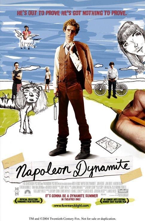 Cine del 13 - Napoleon Dynamite