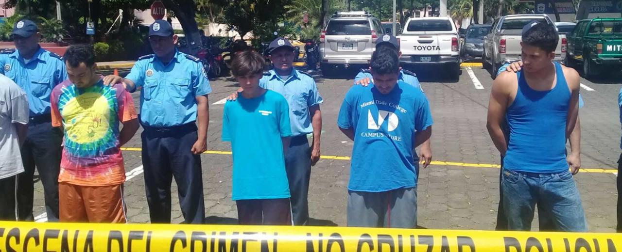 Policía Nacional brinda resultado del Plan de Seguridad de las Familias y las Comunidades