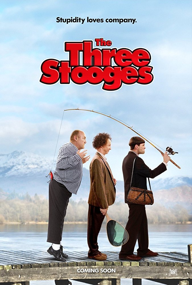 Cine del 13 - The Three Stooges