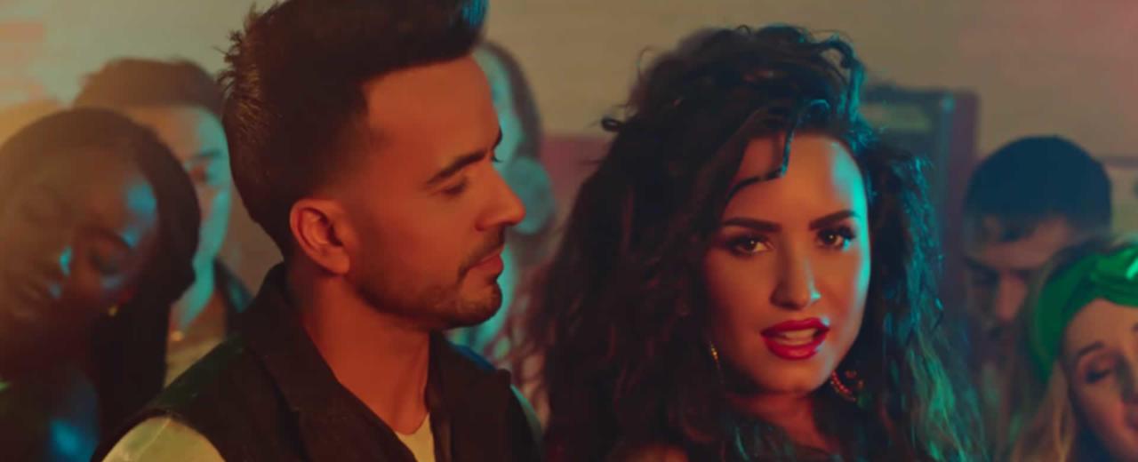 Luis Fonsi lanza nuevo tema musical junto a Demi Lovato
