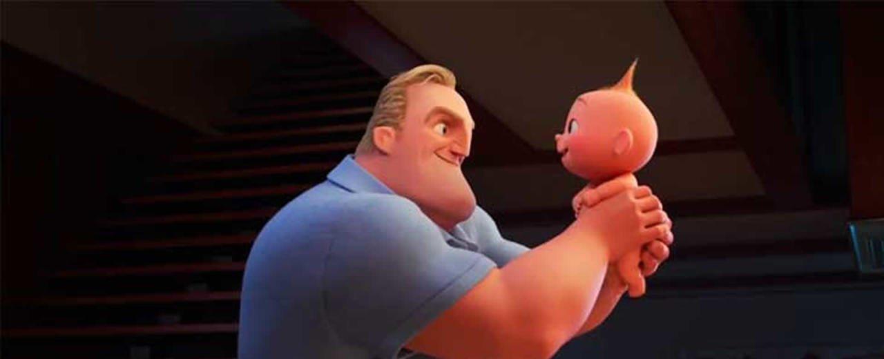 ¡La espera terminó! Disney Pixar presenta teaser de Los Increibles 2