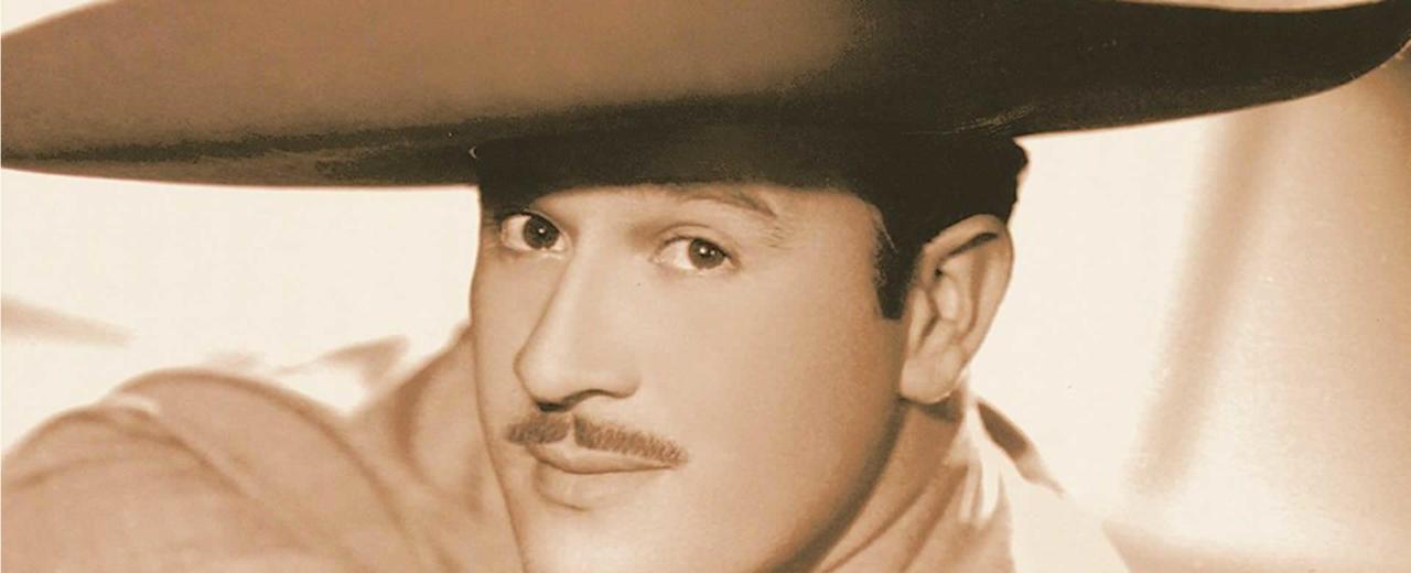 Pedro Infante es homenajeado por el centenario de su nacimiento