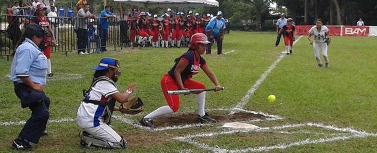 Equipos de sóftbol más que listos para los Juegos Centroamericanos