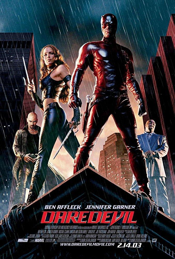 Martes de Adrenalina - Daredevil