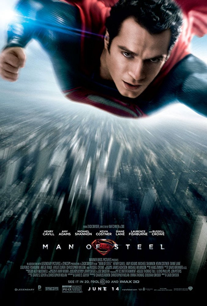 Domingos Estelares - Man of Steel