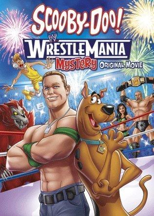 Cine Animado - Scooby-Doo! WrestleMania Mystery