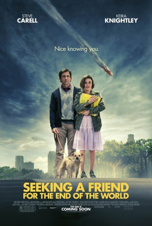 Cine del 13 - Seeking a Friend for the End of the World