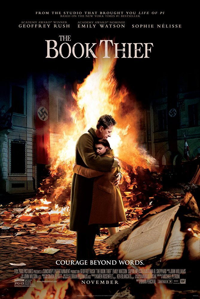 Domingos Estelares - The Book Thief