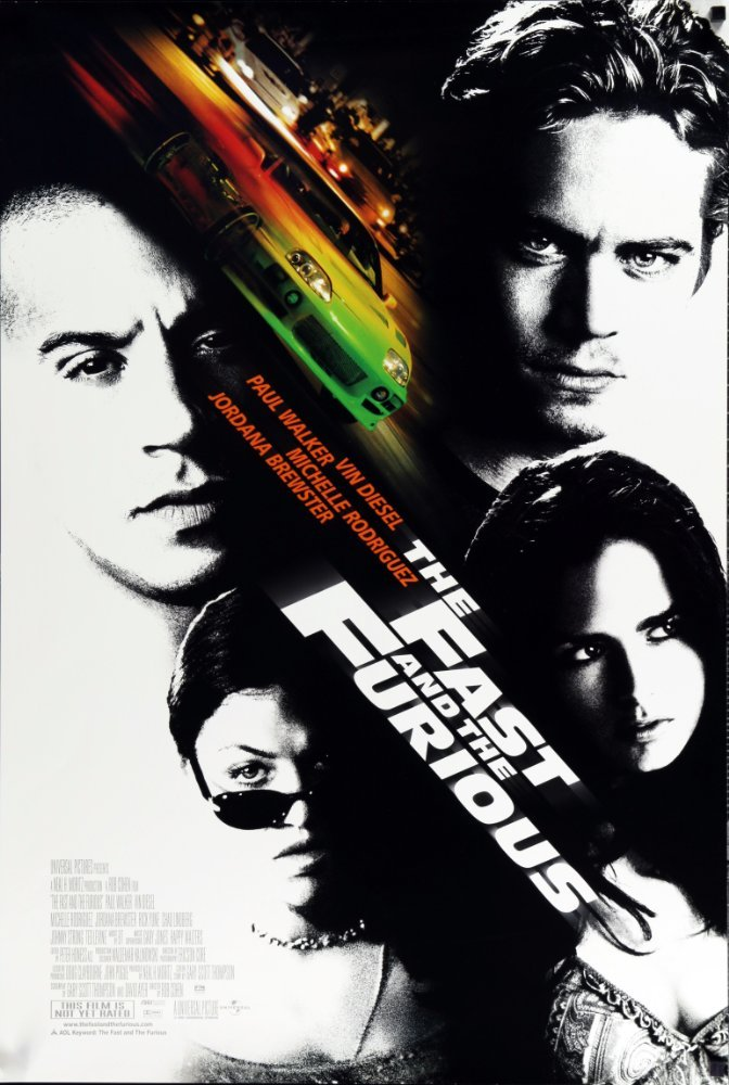 Cine del 13 - The Fast and the Furious