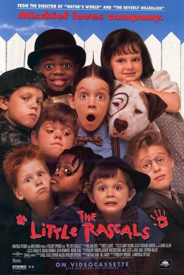 Cine del 13 - The Little Rascals