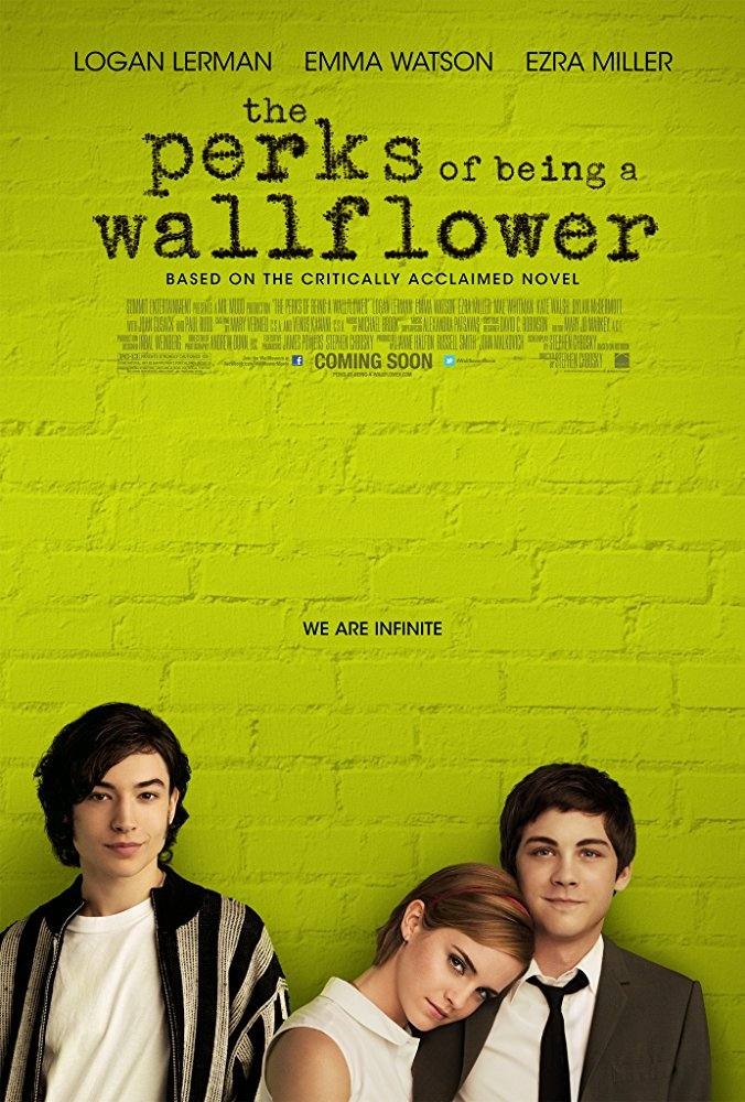 Cine del 13 - The Perks of Being a Wallflower