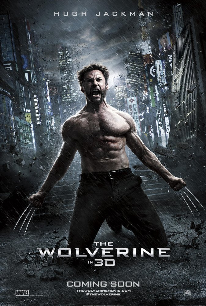 Martes de Adrenalina - The Wolverine