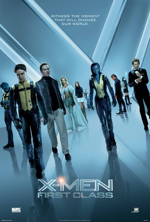 Cine del 13 - X-Men: First Class