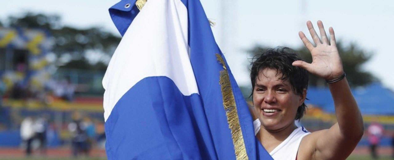 Dalila Rugama conquista Medalla de Oro y obtiene nuevo récord en Lanzamiento de Jabalina