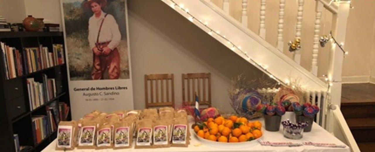 Nicaragüenses en Bélgica celebran con fervor la Purísima