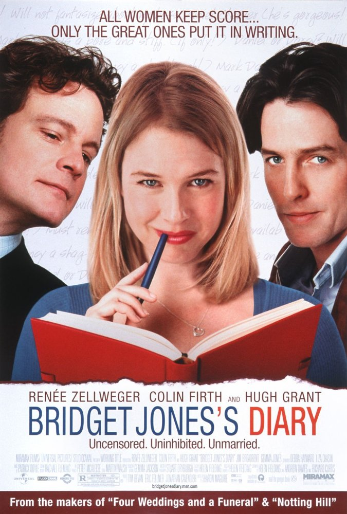 Cine del 13 - Bridget Jones's Diary